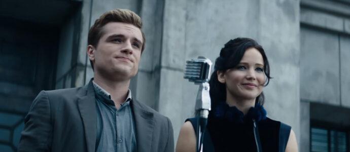 Hunger Games, l'embrasement : première bande-annonce dévoilée