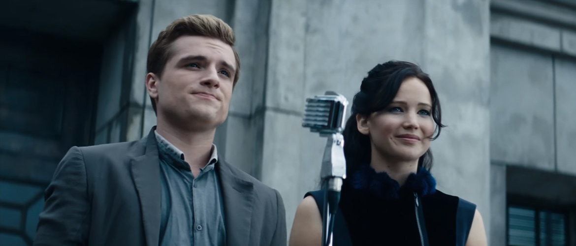 The Hunger Games: Catching Fire - A first trailer released