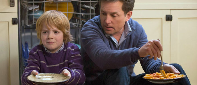 Michael J. Fox portrays his illness in a series for NBC