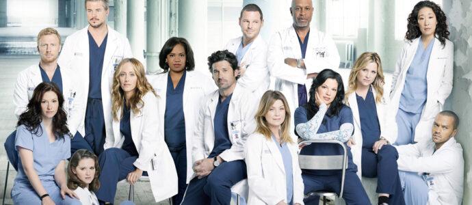 Quiz série : Grey's Anatomy