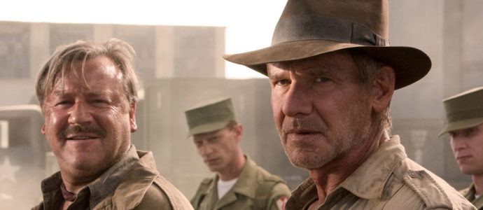 Harrison Ford joins the cast of The Expendables 3