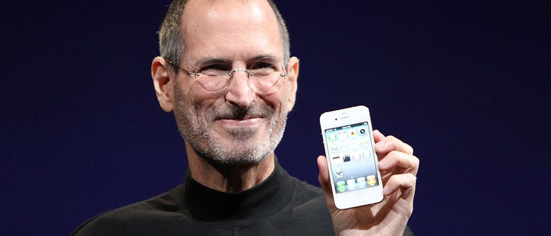 Cinq ouvrages pour mieux connaître Steve Jobs