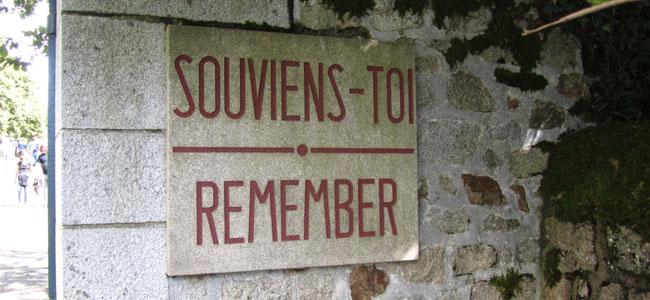 Oradour sur Glane, le village martyr