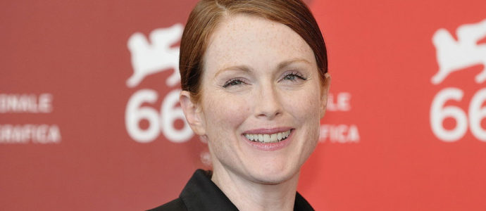 Julianne Moore joins the cast of The Hunger Games