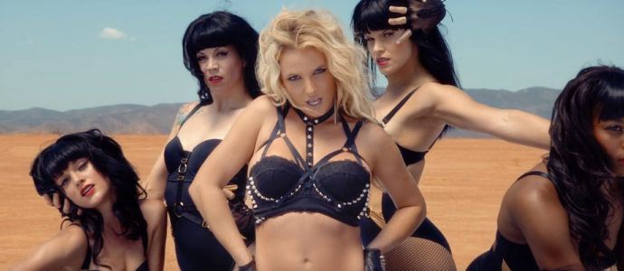 "Britney Spears dévoile le clip de ""Work Bitch"""