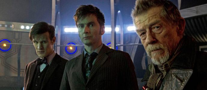 """Doctor Who : le trailer du """"Jour du Docteur"""" dévoilé par la BBC"""