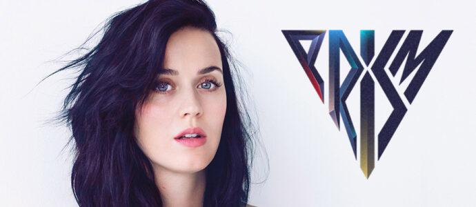 Katy Perry : son nouvel album Prism est dans les bacs