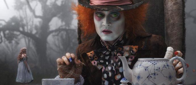 Alice au Pays des Merveilles 2 verra le jour !