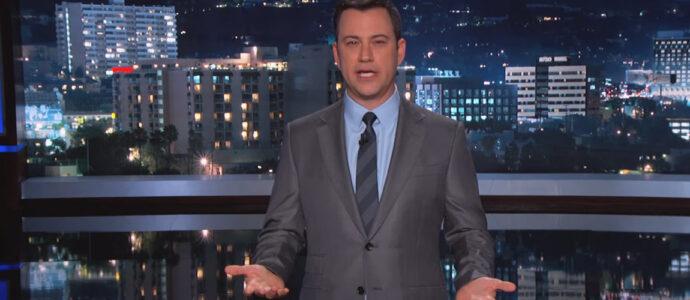 Jimmy Kimmel frappe une nouvelle fois pour Halloween