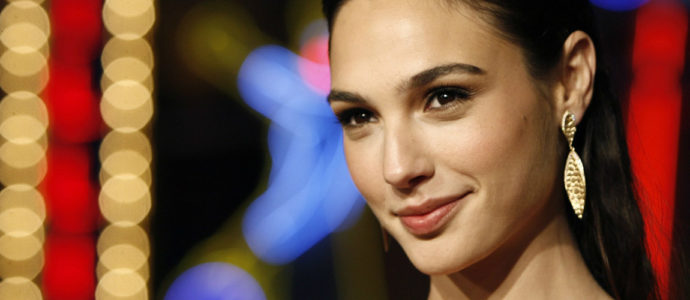 "Gal Gadot sera Wonder Woman dans le fim ""Batman vs Superman"""