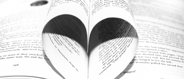 Saint-Valentin : effeuillez les livres !