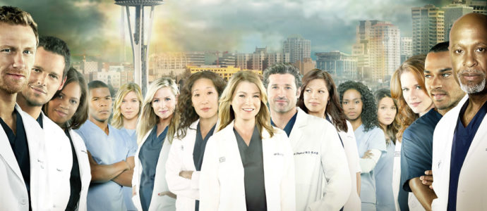 La convention Grey's Anatomy reportée à 2015