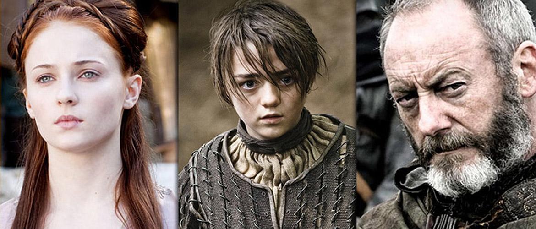 Game of Thrones : 3 acteurs en dédicaces le 1er avril à Paris