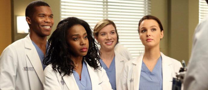 [Spoilers] Grey's Anatomy dit au revoir à deux personnages