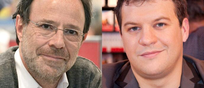 Marc Levy VS Guillaume Musso: le match littéraire annuel