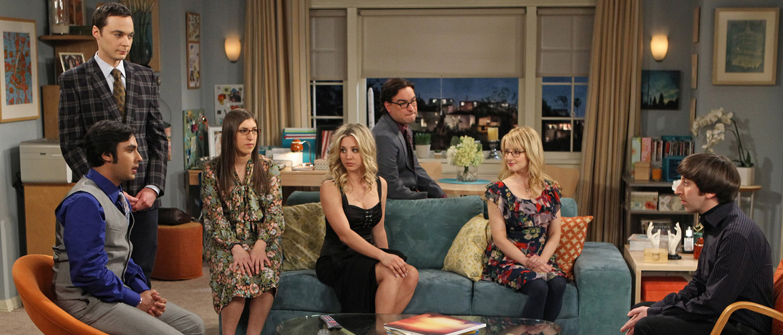 The Big Bang Theory renouvelée pour 3 saisons supplémentaires