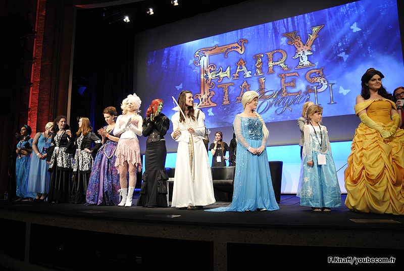 Convention Once Upon a Time : les photos du concours de Cosplay