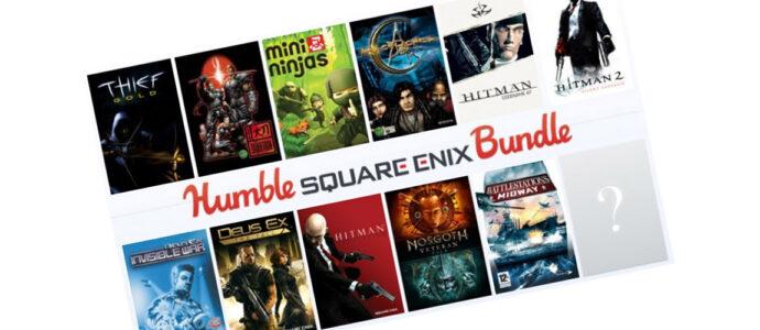 Humble Square Enix Bundle : gâter votre PC pour l'été