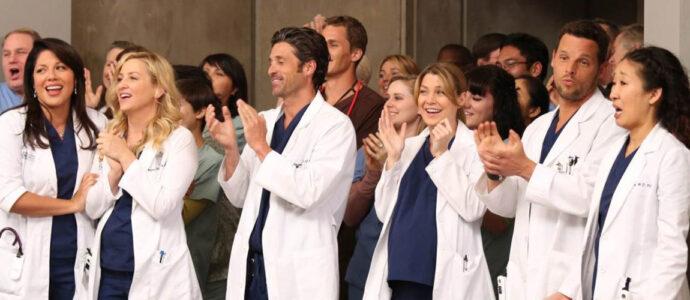Convention Grey's Anatomy : rendez-vous les 20 et 21 juin 2015 à Paris