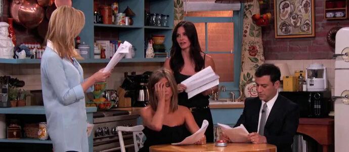 Friends : les trois actrices réunies dans l'appartement de Monica pour l'anniversaire de la série