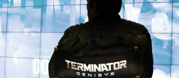 Terminator Genisys : la première image teasing divulguée