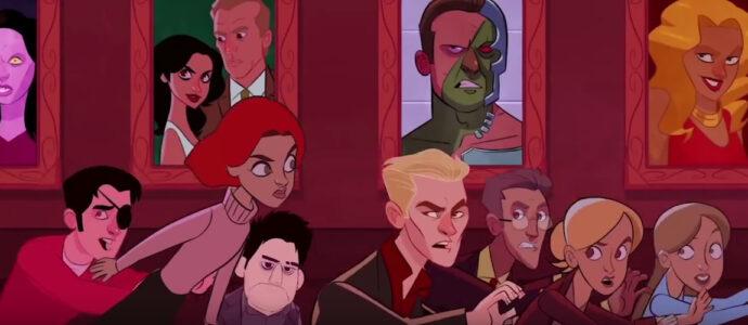 Buffy contre les Vampires : une vidéo animée rend hommage à la série