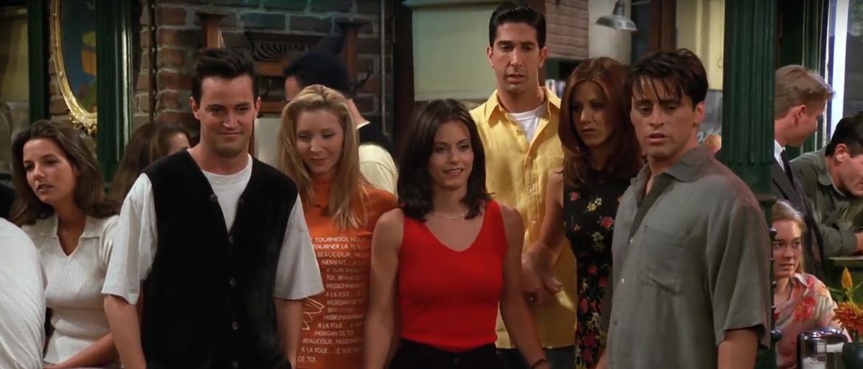 Friends : la vidéo anniversaire pour les 20 ans de la série
