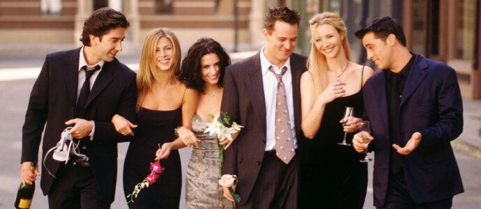 Friends : réunion exceptionnelle du casting pour les 20 ans de la série