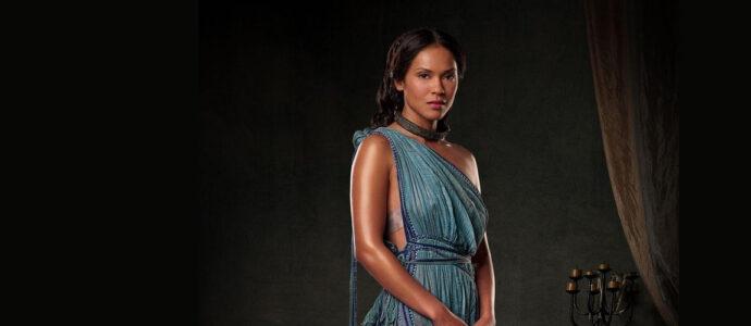 Rebels Spartacus : Lesley Ann Brandt remplace Nick Tarabay