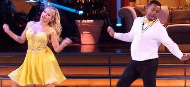 """Le Prince de Bel-Air : Alfonso Ribeiro ressuscite la """"Carlton danse"""" à la télé"""
