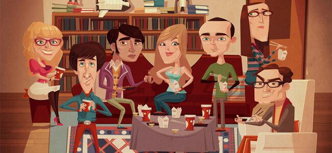 The Big Bang Theory : une exposition dédiée à la série à Paris au mois de novembre