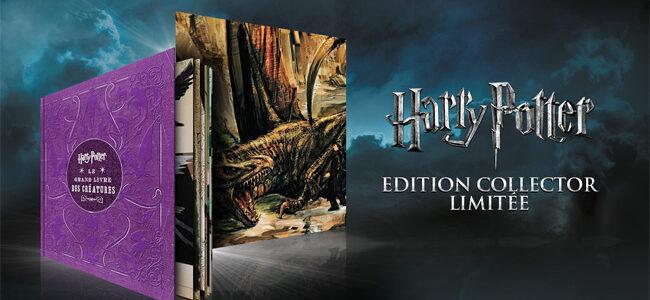 Le Grand Livre des Créatures, ou la ménagerie d'Harry Potter