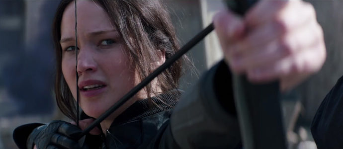 Hunger Games 3 : une bande-annonce explosive dévoilée
