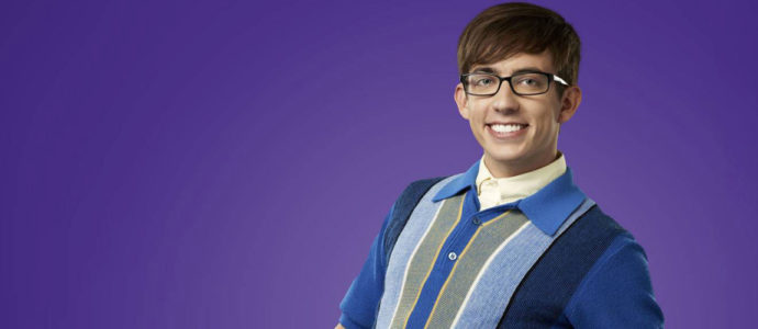 Loser Like Me : Kevin McHale (Artie Abrams) participera à la convention de Royal Events