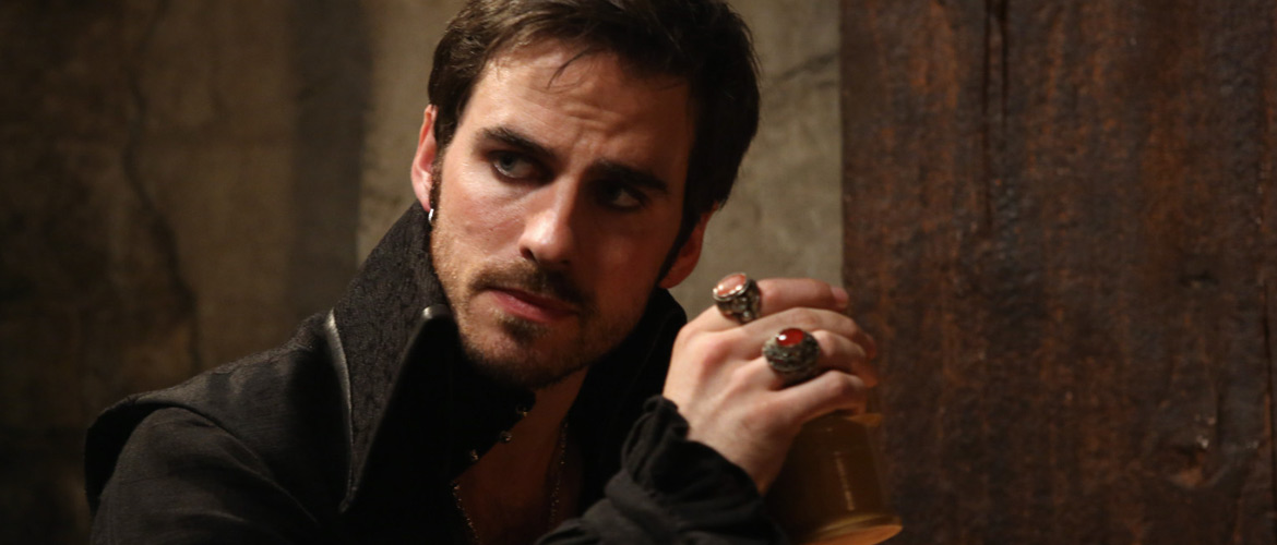Fairy Tales 3 : Colin O'Donoghue (Hook) participera aussi à la convention