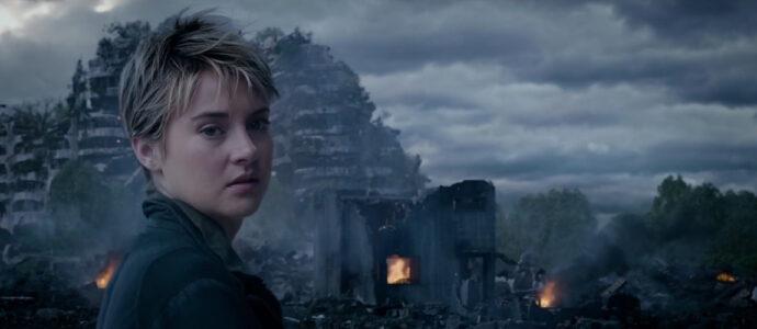 Divergente 2 : l'inserruction se dévoile dans un premier trailer explosif