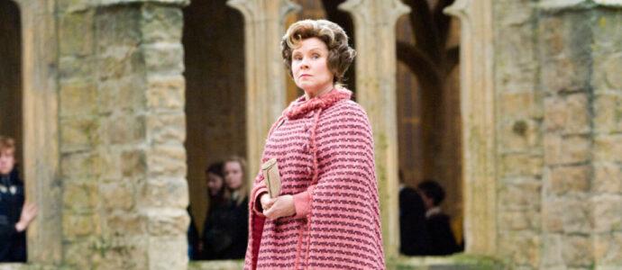 Dolores Ombrage fait de l'ombre à Harry Potter