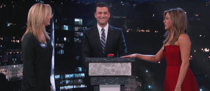 Vidéo - Bataille d'insultes entre Lisa Kudrow et Jennifer Aniston