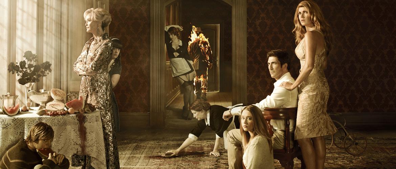 Calendrier de l'avent des séries - 3 décembre : American Horror Story