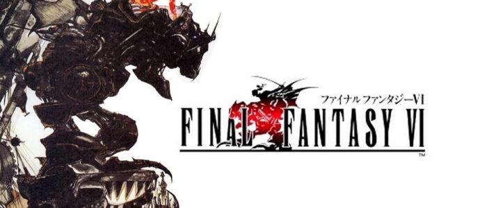 Calendrier de l'avent des jeux vidéo // 22 décembre : Final Fantasy 6 Grande Finale