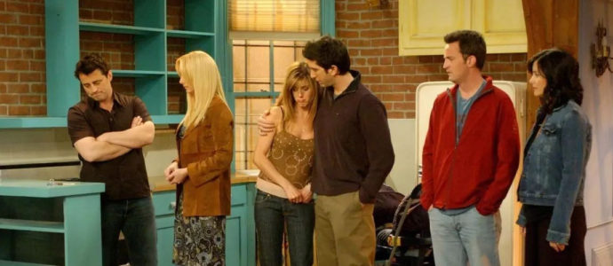 Friends : les 10 saisons disponibles dès le 15 octobre sur Netflix