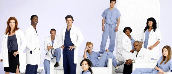 Calendrier de l'avent des séries - 5 décembre : Grey's Anatomy