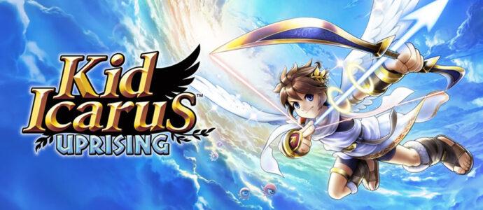Calendrier de l'avent des jeux video // 15 décembre : Kid Icarus Uprising