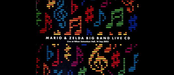 Calendrier de l'avent des jeux vidéo // 24 décembre : Mario & Zelda Big Band Live