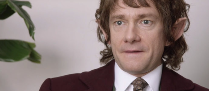 Quand Le Hobbit rencontre The Office, ça donne cette vidéo géniale !