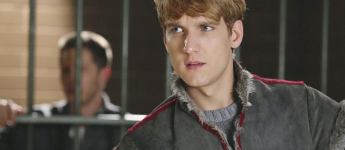 Scott Michael Foster, cinquième invité de la convention Fairy Tales III