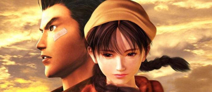 Calendrier de l'avent des jeux vidéo // 19 décembre : Shenmue