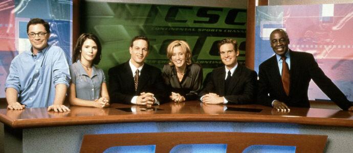 Calendrier de l'avent des séries - 10 décembre : Sports Night
