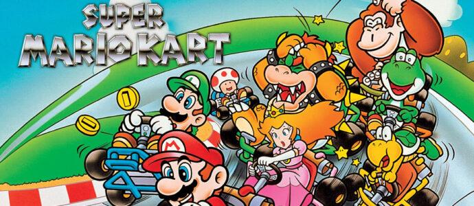 Calendrier de l'avent des jeux vidéo // 6 décembre : Super Mario Kart