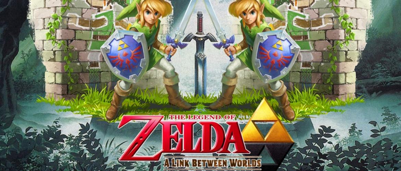 Calendrier de l'avent des jeux vidéo // 9 décembre : The Legend of Zelda A link between worlds